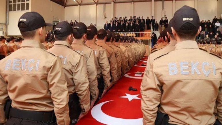 Türkiye'de Kaç Bekçi Alımı Yapıldı?