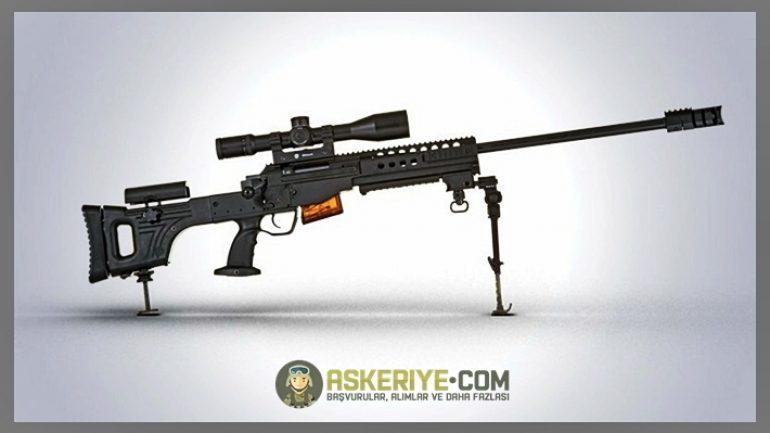 TSK'nın Kullandığı Yerli Silahlar