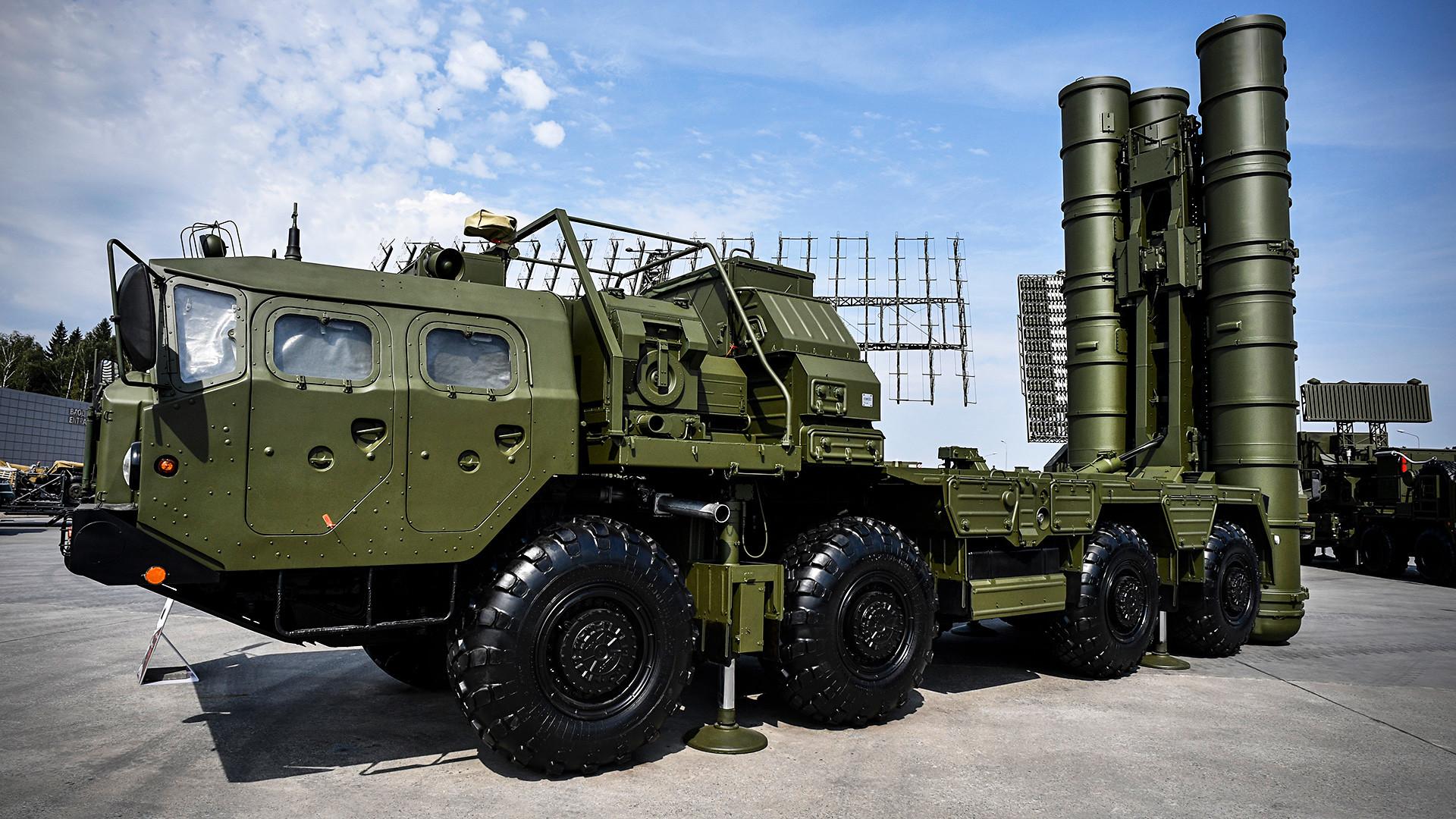 s-400 hava savunma sistemleri