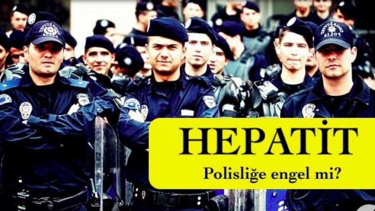 Hepatit B Polisliğe Engel Mi