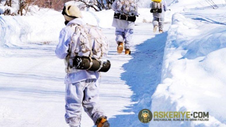 Kışlık Asker Malzemeleri Nelerdir ?