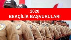 2020 Senesinde Yeni Bekçi Alımı Olacak Mı