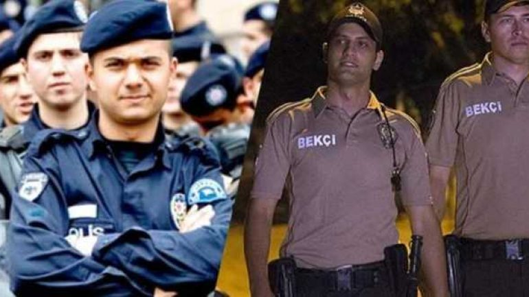 Bekçilik ile Polislik Arasındaki Fark Nedir?