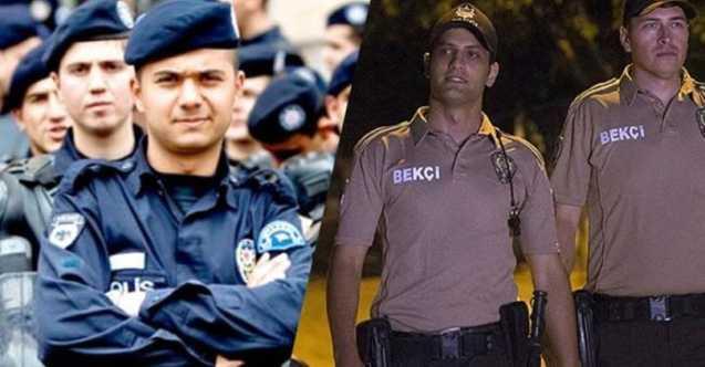 Bekçilik ve polislik farkı nedir