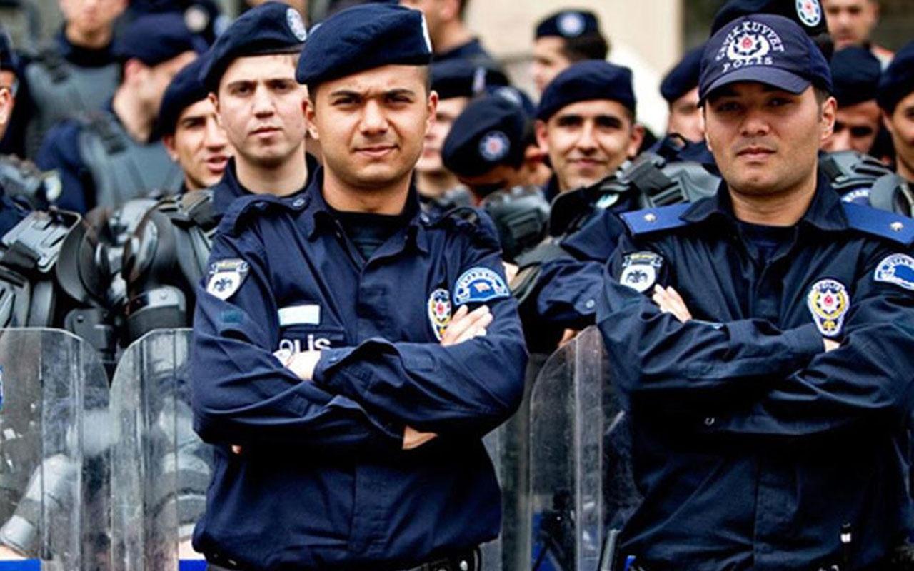 Egzama polisliğe engel mi