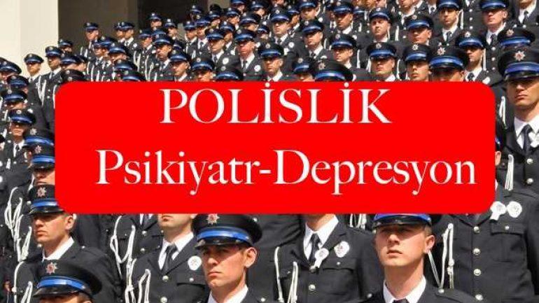 Antidepresan Kullanımı Polisliğe Engel Mi?